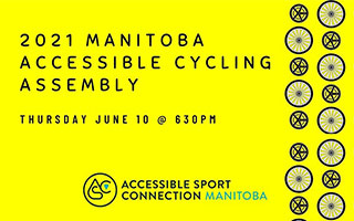 2021 Accessible Cycling Assembly – 6:30 – 8:00 pm (via Zoom)