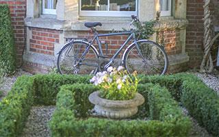 Bike to Garden – All Day