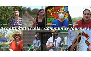 Traditional Trails: Community Journeys (A Virtual Tour via Driftscape)